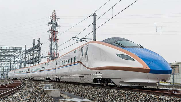 JR西日本W7系
