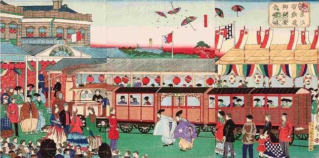 鉄道博物館で重要文化財公開 「2017年新春イベント 鉄博お宝展」開催