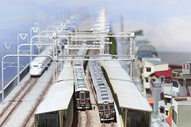 阪急うめだ本店で「鉄道模型フェスティバル2017」開催