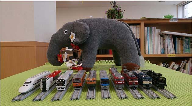 8月19日「鉄道模型運転会 in Umeco」開催