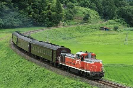 「津軽線・旧型客車列車の旅」参加者募集