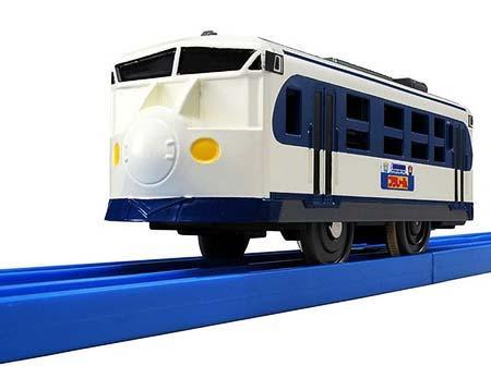 12月下旬発売予定の「プラレールKF-02 JR 四国鉄道ホビートレイン プラレール号」