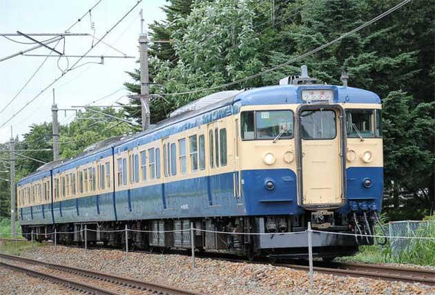 しなの鉄道『115系「横須賀色」で行くしなの鉄道線の旅』参加者募集