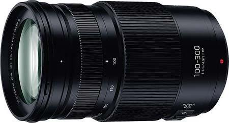 LUMIX G VARIO 100-300mm / F4.0-5.6 II / POWER O.I.S.
