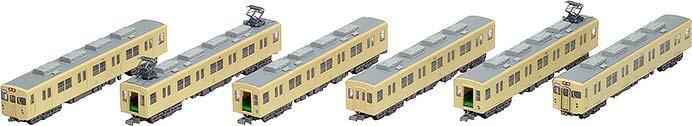 鉄道コレクション 東武鉄道8000系8111編成セイジクリーム