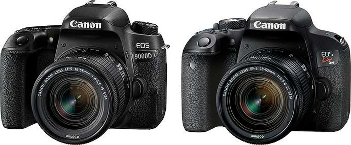 EOS 9000D/EOS Kiss X8i