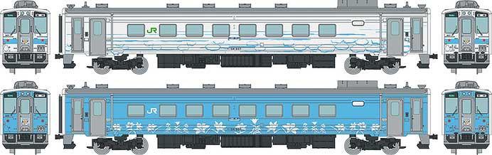 鉄道コレクション キハ54 500番代「流氷物語号」