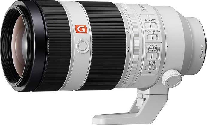FE 100- 400mm F4.5-5.6 GM OSS