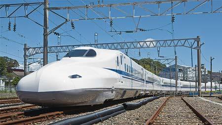 JR東海 N700系1000番台「N700A」