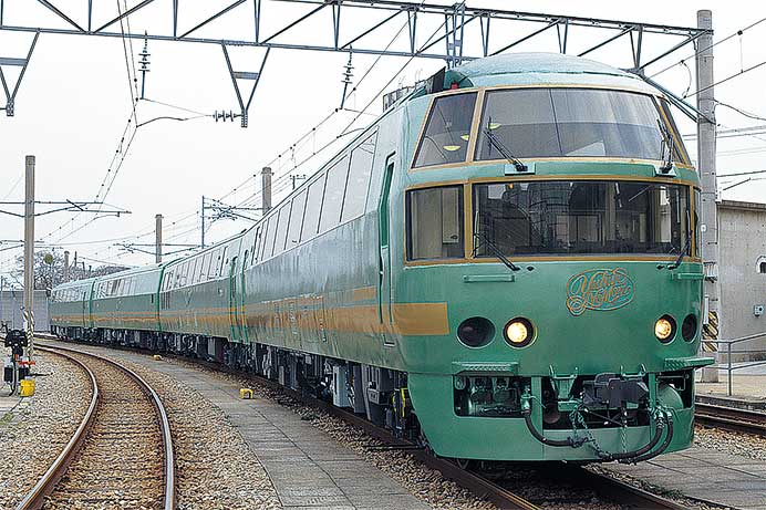 JR九州 キハ70・71形「ゆふいんの森Ⅰ世」