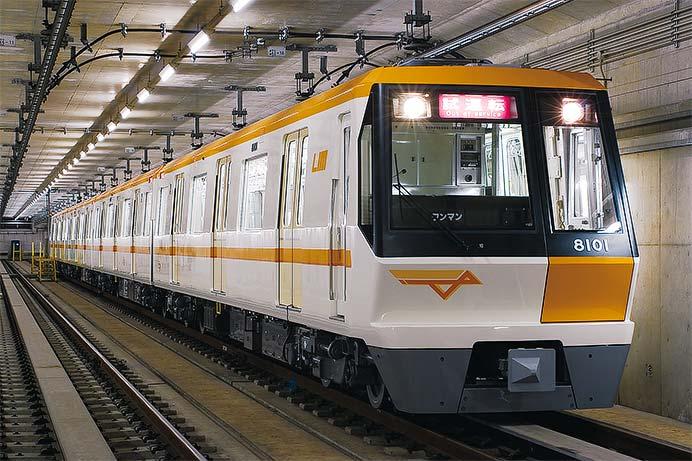 大阪市交通局 80系
