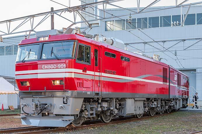 JR貨物EH800形