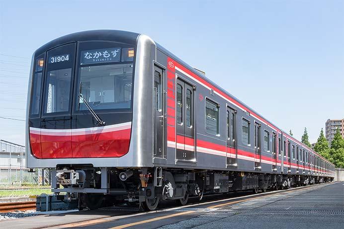 大阪市交通局 30000系増備車