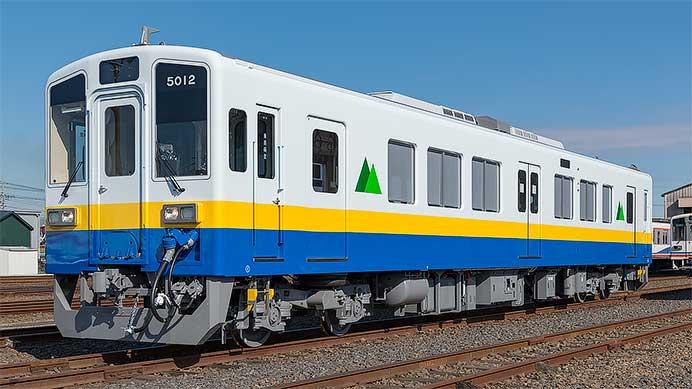 関東鉄道キハ5010形