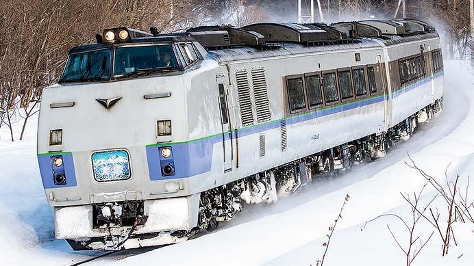 キハ183系大雪