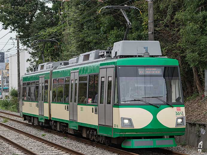 東京急行電鉄300系