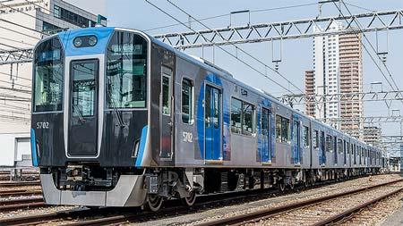 新車ガイド阪神電気鉄道5700系