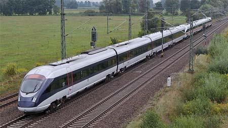 ヨーロッパ鉄道ア・ラ・カルト 2つの高速線を訪ねて 前編ベルリン〜ハンブルグ線