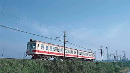 日本のローカル私鉄 30年前の残照を訪ねて 26豊橋鉄道渥美線