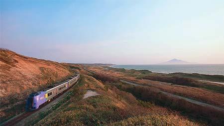 日本鉄道列島 山列車、海列車