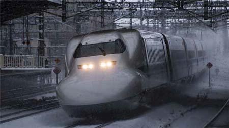 東海道新幹線の雪害対策