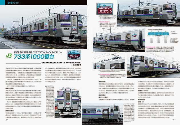 JR北海道 733系1000番台