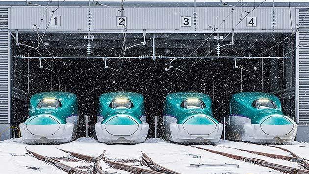 開業直前!北海道新幹線