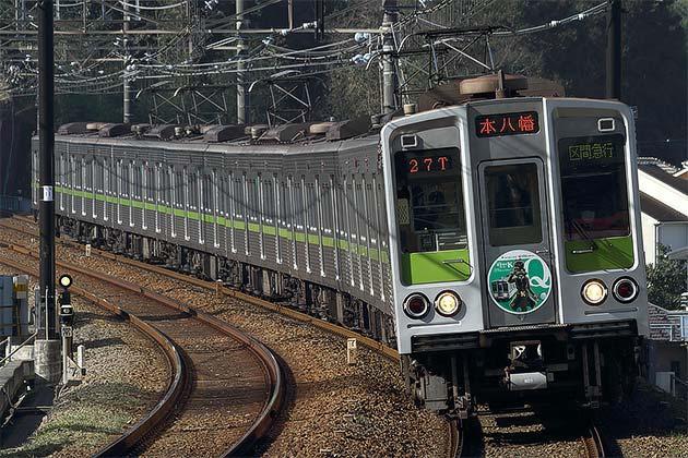 東京都交通局 10-000形の現況