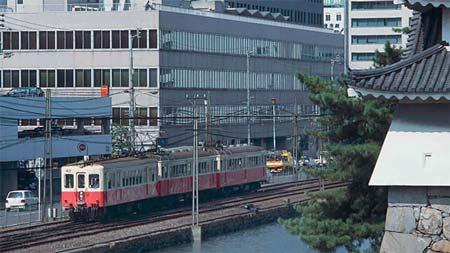 日本のローカル私鉄 30年前の残照を訪ねて 31高松琴平電気鉄道(中)
