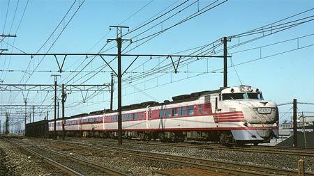 名古屋レール・アーカイブス所蔵のコダクローム作品から東京オリンピック開催を前にした首都圏の鉄道情景その3 カラフルな国鉄電車・気動車