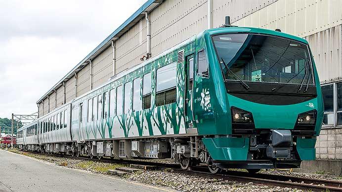 JR東日本 HB-E300系「リゾートしらかみ 橅編成」