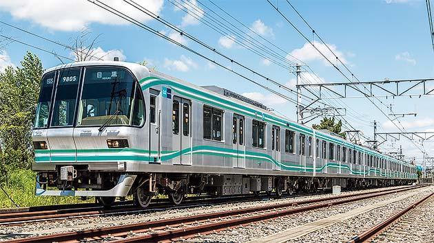 東京地下鉄9000系リニューアル車