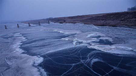 看看中国鉄路20年 吉林省・琿春「甩湾子橋」