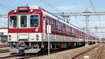 近畿日本鉄道 内装デザイン変更車両