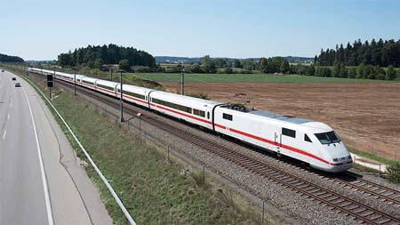 ヨーロッパ鉄道アラカルトスイスの高速列車 前編
