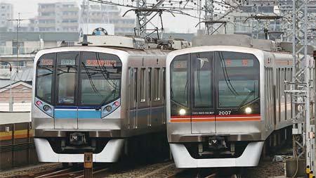 首都圏通勤電車ガイド東京メトロ東西線・東葉高速鉄道線編