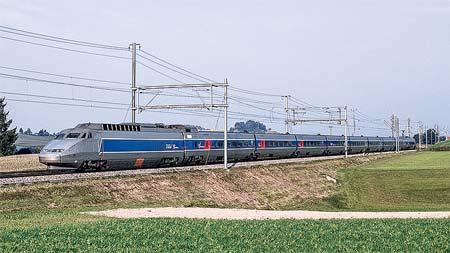 ヨーロッパ鉄道アラカルト スイスの高速列車 後編 〜フランスの「TGV」とその周辺〜