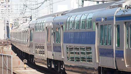 JR30周年記念ドラマ 宮田名誉編集長を接待せよ! 座って行く都心の鉄道めぐり
