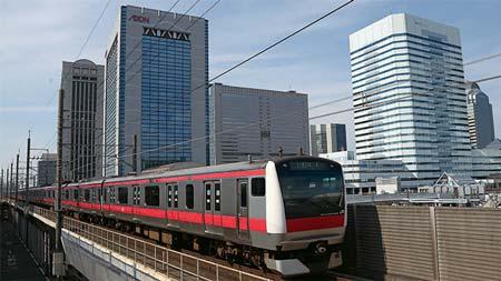 首都圏通勤電車ガイド 京葉線編
