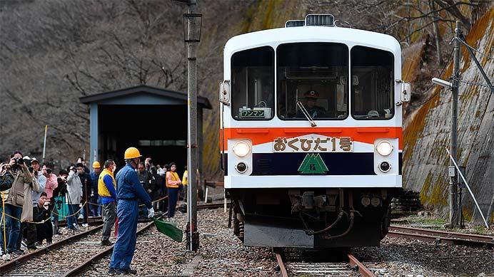 旧神岡鉄道「おくひだ1号」ふたたび