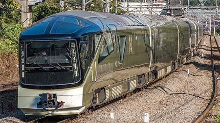 新車ガイドJR東日本 「TRAIN SUITE 四季島」 E001形/JR西日本 「TWILIGHT EXPRESS 瑞風」87系寝台気動車