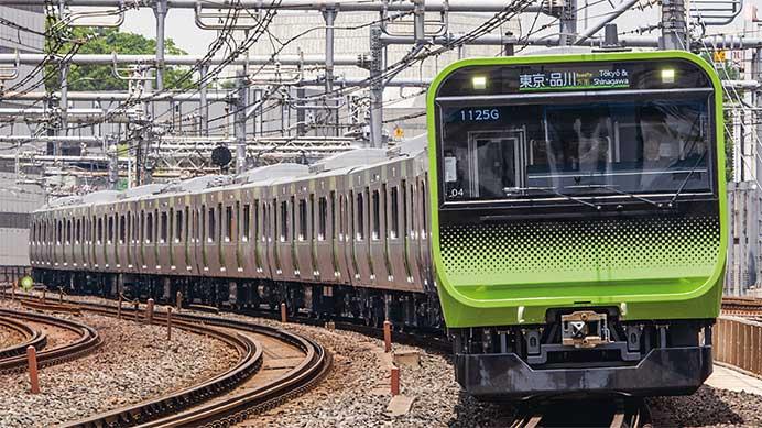 JR東日本のE235系量産車