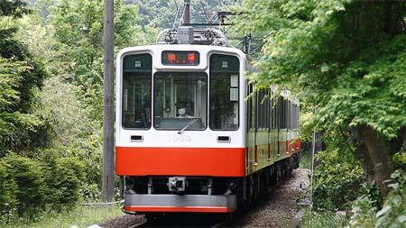 箱根登山鉄道 在籍車両ガイド