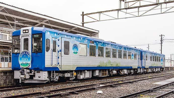 JR東日本 キハ112・103形「HIGH RAIL 1375」