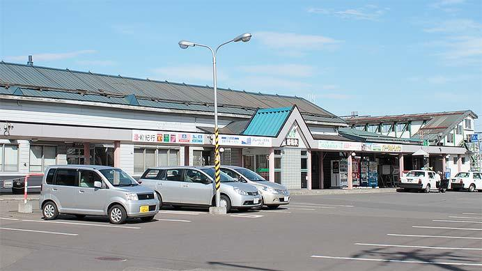 JR北海道 苗穂駅移転にともなう工事の状況