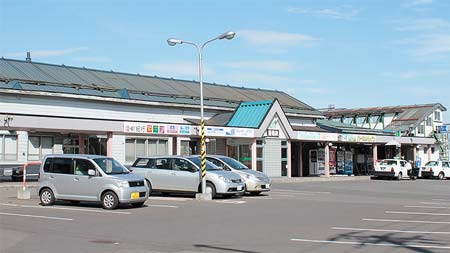 REPORTJR北海道 苗穂駅移転にともなう工事の状況