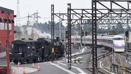 鉄道ファン 乗車インプレッション東武鉄道C11 207号機+14系客車 SL「大樹」試乗会に参加