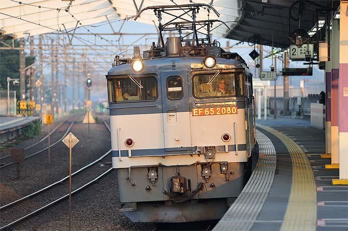 JR貨物 EF65PFの変遷