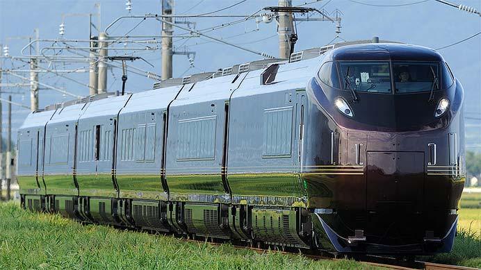平成28年度 E655系お召列車運転の記録