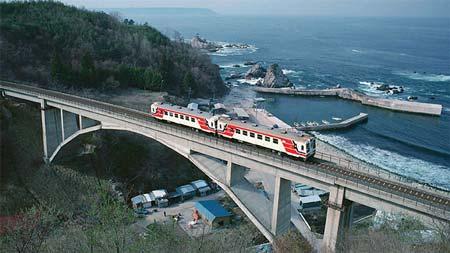 30年前の鉄道風景 国鉄・JR転換線探訪三陸鉄道1